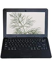 "A33 10,1""1 GB RAM 8 GB ROM CPU Notebook Multifuncional Aluno LaptopBlackUS"