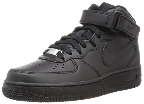 Black 1 Le Black Force Air Mid Damen '07 Nero 366731 NIKE Sportschuhe xP4OEwqCw