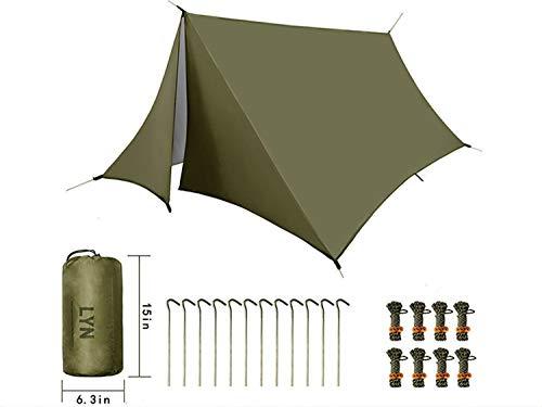 LYN Outfitters Hammock Rain Fly Tent Tarp