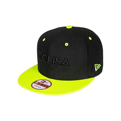 Dc Shoes Era - DC Shoes Men's Rd Mcmxcv Snapback Hat Black One Size