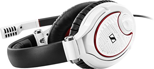 731731a0f65 Sennheiser GAME ZERO Gaming Headset - White - 32 Reviews