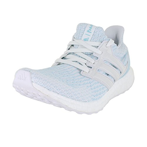 3294cb5998445 Galleon - Adidas Mens Ultraboost Parley Sky Blue Size 9.5