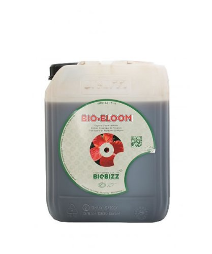 BioBizz Bio Bloom - Organic Fertilizer - 5L