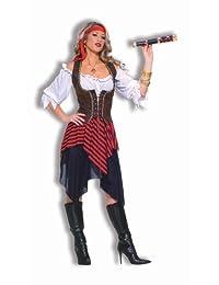 Forum Novelties Women's Sweet Buccaneer Pirate Costume