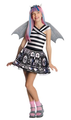 Monster High Rochelle Goyle Costume, Medium