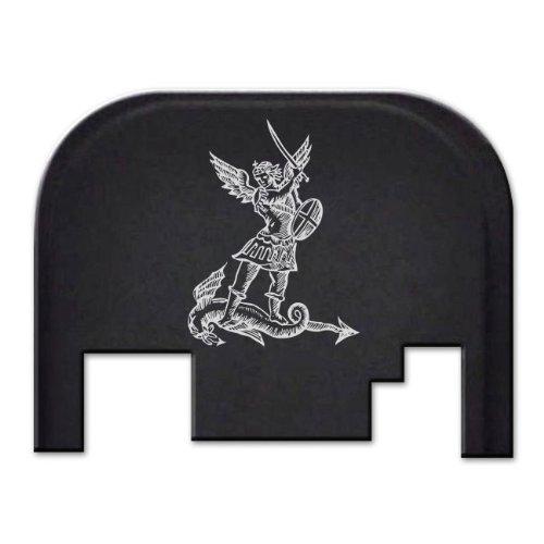 rear slide cover plate glock 19 - 6