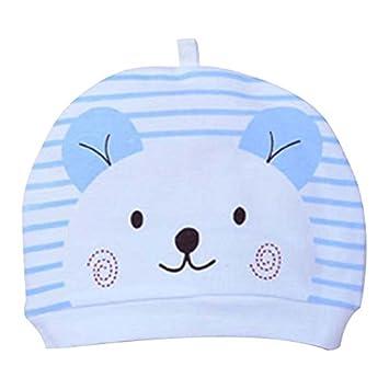 62b8d80c0ce6 Comaie® Chapeaux Filles Bébé mignon Dessin animé épais Casquette pour enfant  nouveau-né cadeaux