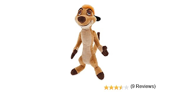 Disney - Timon Plush - The Lion Guard - Small - 9- New with tags ...