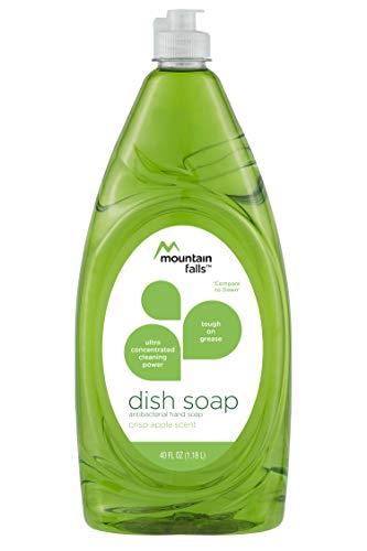 Most Popular Dishwasher Detergents