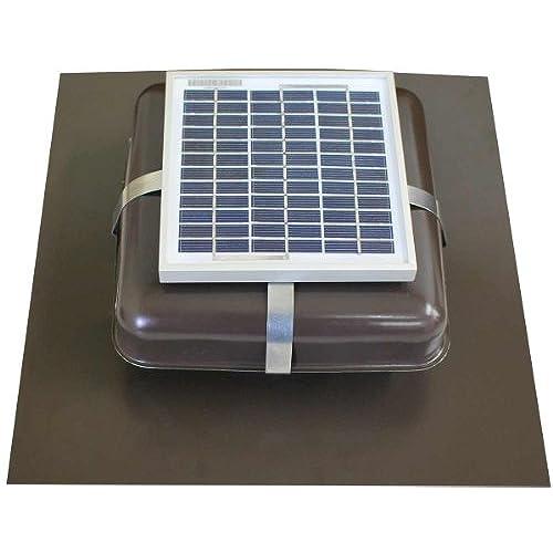 Solar greenhouse fan - Solar powered bathroom exhaust fan ...