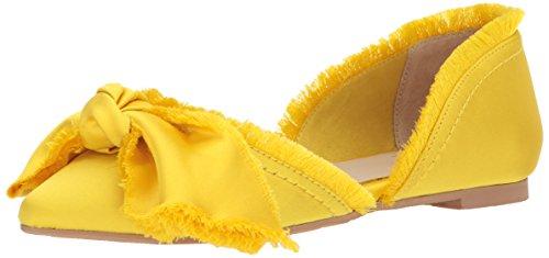 Seychelles Womens Bed and Breakfast Ballet Flat Yellow 55kzj