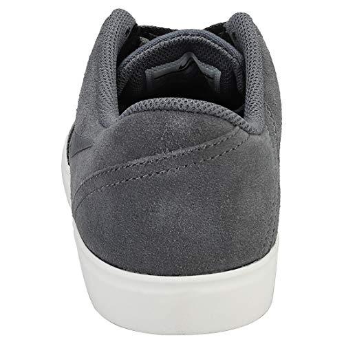 dark Para gs Grey dark Grey Hombre 001 White Sb Check Zapatillas black Suede summit Nike Multicolor wqpS8B