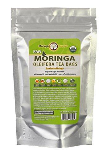 Moringa Oleifera Tea