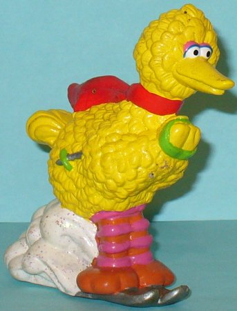 Sesame Street BIG BIRD Christmas Ornament (1998/New)