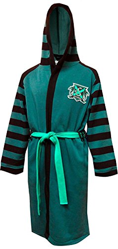Adult Harry Potter Slytherin Robe (Slytherin House Bath Robe from Harry Potter Adult Sizes (S/M))