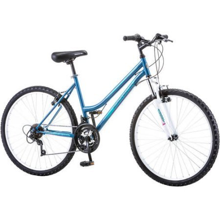 26' Roadmaster Granite Peak Women's Bike   Rugged Trails and Path Riding (Blue/Teal)