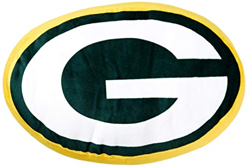 The Northwest Company NFL Green Bay Packers Cloud Pillow, Green, One Size