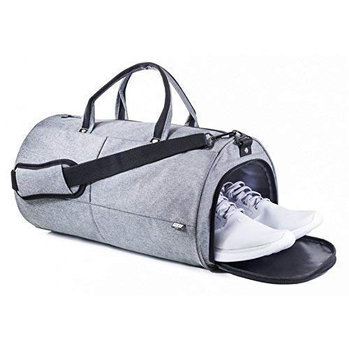 The Everyday Duffel Bag - Travel/Gym Duffle Tote - W/Lifetime Lost & Found ID