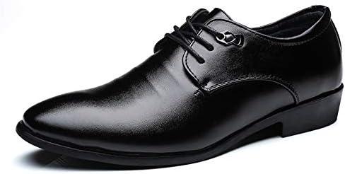 クラシックピュアカラーソフト通気性フォーマルシューズメンズファッションオックスフォードカジュアル快適 快適な男性のために設計
