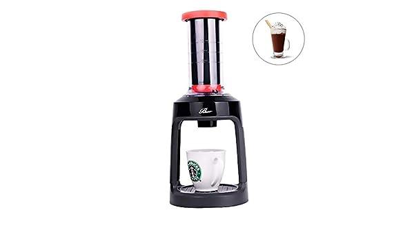 Mr. Fragile Máquina de café Espresso portátil, cápsulas de ...