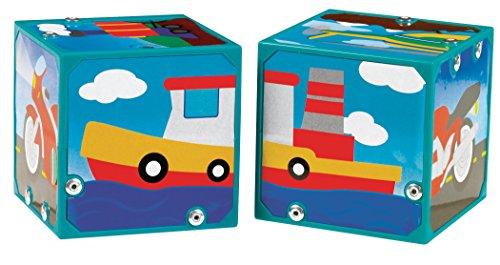 (Small World Toys IQ Baby - Magic Sound Blocks