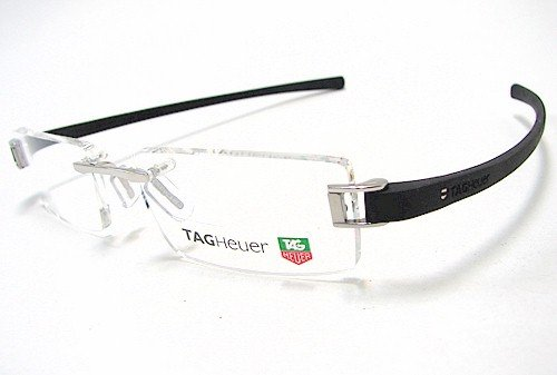 Amazon.com: Tag Heuer 7103 Eyeglasses TagHeuer Track Series 001 ...
