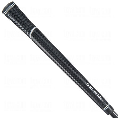 Golf Pride Tour Velvet Super Tack Golf Grip, Black -