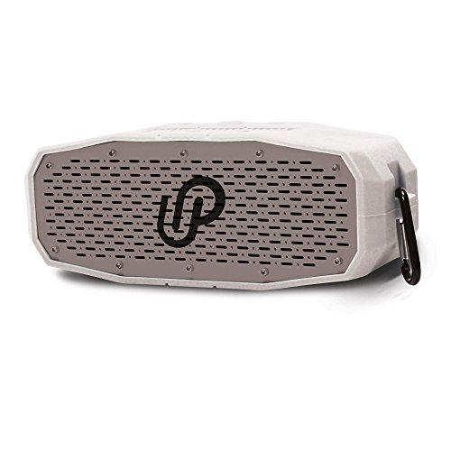 Speaker Bluetooth Resistente à água UPSOUND PARTY BOX - UP03 - Branco/Cinza