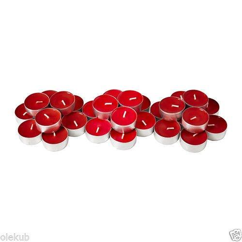 IKEA SINNLIG Scented Tealight Berries product image