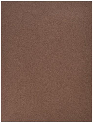 Pacon Groundwood Construction Paper, 9in. x 12in., Dark Brown