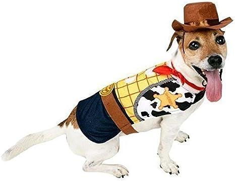 Mascota Perro Gato Disney Woody Toy Story Vaquero Disfraz de ...