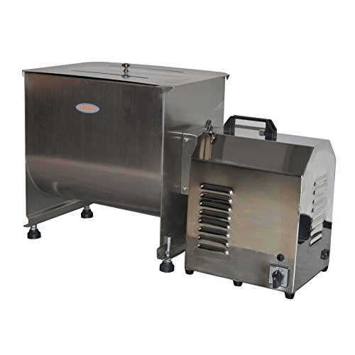 Hakka Electric 110 Lbs Tank Stainless Steel Meat Mixers (110 Lbs)