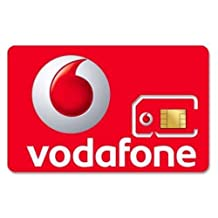 Vodafone 4G Multi Sim PAYG Ultra Big Value Bundles Sim Includes Nano/Micro/Standard SIM - Unlimited Calls, Texts & Data for all Your Mobile Device, Phones, iPads, Tablets, Dongles & all Wifi Device - AVAILABLE ONLY FROM > MOBILES DIRECTS COMMUNICATIONS LTD by Vodafone
