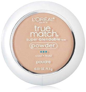 3c5607ce1 L'Oreal Paris True Match Powder - C3 Creamy Natural, 0.33 oz ...