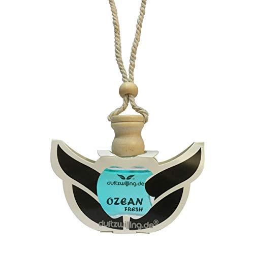 Mega Autoparfüm Ozean Geruch Frisch Autoduft Parfum Öl Anhänger Düftöl Lufterfrischer Duft Fürs Auto Ocean Fresh Beauty