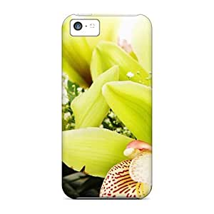 USMONON Phone cases New Snap-on Best seller wen Skin Case Cover Compatible With Iphone Iphone 5c- Green