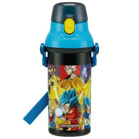 Dragon Ball Super Direct Drinking Water Bottle magubotoru One Touch 480ml (Dragon Z Ball Bottle Water)