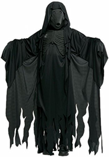 [Child's Harry Potter Dementor Costume (Size:Small 4-6)] (Harry Potter Dementor Fancy Dress Costume)