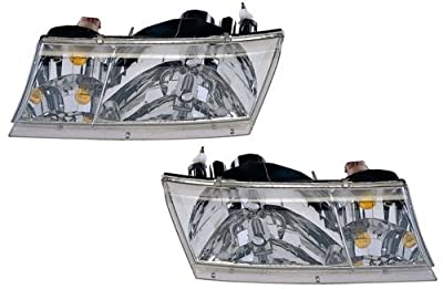 Mercury Grand Marquis Replacement Headlight Assembly - 1-Pair