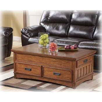 Amazon Ashley Furniture Signature Design - Gately Coffee
