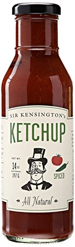 Sir Kensington's Ketchup Spiced, 14 oz
