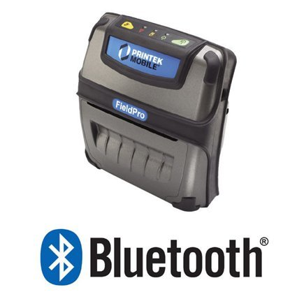 Printek 91844 FIELDPRO RT43 BLUETOOTH. USB, BLUETOOTH INTERFACE, 2 MB FLASH, 1MB SRAM MEMORY