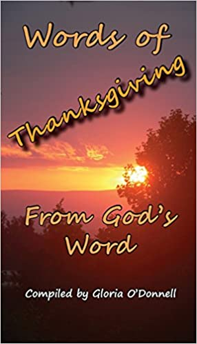 Book Words of Thanksgiving from God's Word
