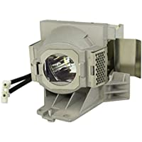 AuraBeam Professional Viewsonic PJD6552Lws Projector Replacement Lamp with Housing (Powered by Osram)