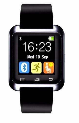 73fd1d0d73a Relogio Inteligente SmartWatch U8 com Bluetooth compativel com Android  Iphone