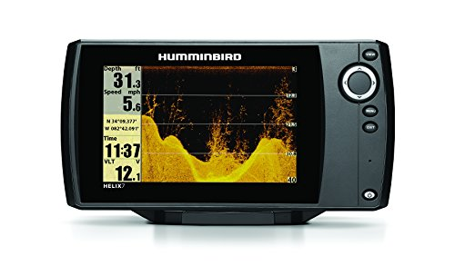 Humminbird 409800-1 Helix 7 DI Fishfinder with Down Imaging Sonar