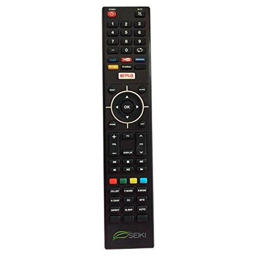 New SEIKI seiki smart TV REMOTE CONTROL for Seiki SE32HY19T smart tv remote