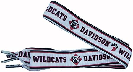 One Size Divine Creations NCAA Texas A/&M Aggies Shoelaces Maroon//White
