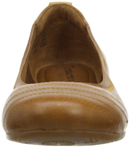 Women's Ballerina Timberland buckthorne Ftw Brown Flats Ek Journeymen Ballet Ellsworth xnrrw4qI