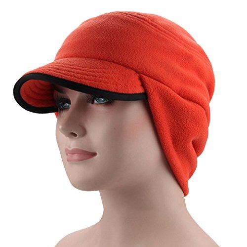 Blaze Orange Fleece - 8